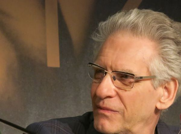 "David Cronenberg: ""I remember the day as a child being told about death."""