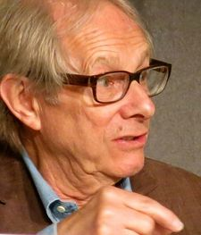"Ken Loach - ""getting through the shoot was a daunting prospect."""