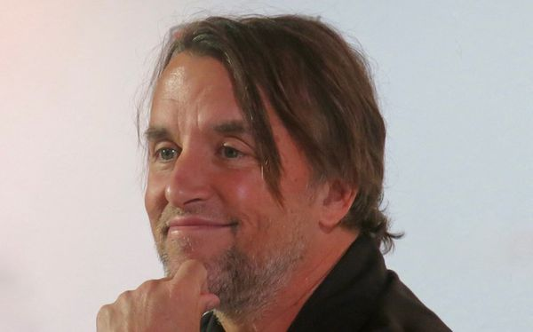 "Richard Linklater in Karlovy Vary:  ""I have always liked dialogue and human communication although I myself am kind of quiet."""