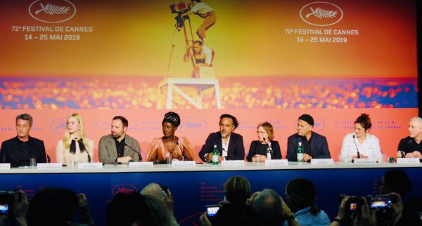 Cannes Jury ready for action