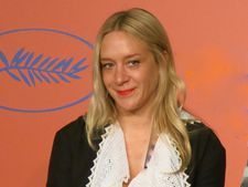 Chloë Sevigny at the conference