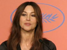 Monica Bellucci joins the Lelouch 'family' for the first time