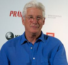 "Richard Gere:  ""I would be welcomed by the Chinese people but not the Government."""