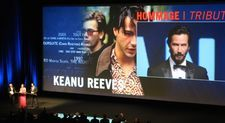Deauville American Film Festival pays tribute to Keanu Reeves
