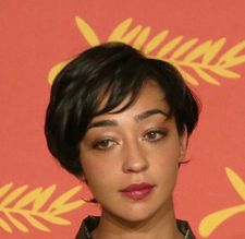 Ruth Negga plays Mildred Loving and describes her as 'an incredible woman'.