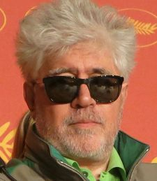 Pedro Almodóvar at the Cannes Film Festival last year to present Julieta