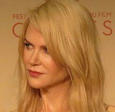 Nicole Kidman: 'An actor cannot be a control freak.  You have to give yourself over to the process and be moulded'