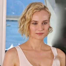 "Diane Kruger on speaking German for the first time on screen: ""I do not know anyone in the film industry in Germany which is why it has taken all these years for me to work in German."""