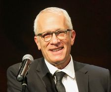 Joining the Karlovy Vary Crystal Globe club - film composer James Newton Howard who has scored such mega hits as Hunger Games, Batman Begins, and I Am Legend. He received his award at last night's opening ceremony.