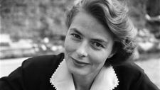 "Pia Lindström on Ingrid Bergman: ""She was so comfortable in front of a camera …"""