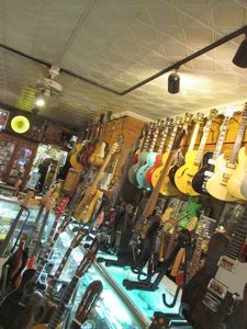 "Inside Carmine Street Guitars: ""It becomes a musical instrument that'll way outlive us."""