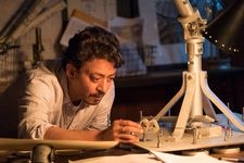 "Marc Turtletaub on Robert (Irrfan Khan): ""He can't accept the messiness of life, that things don't always fit inside a rectangle or square."""