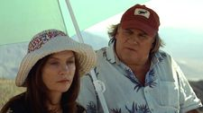 Isabelle Huppert and Gérard Depardieu in Valley Of Love