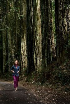 "Isabelle Huppert on Sintra: ""It's so full of hidden places, it's so rich. It's going to be very different whether you're in the woods or overlooking the sea."""