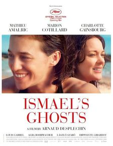 Ismael's Ghosts: Director's Cut opens in the US on March 23
