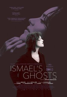 Ismael's Ghosts: Director's Cut US poster