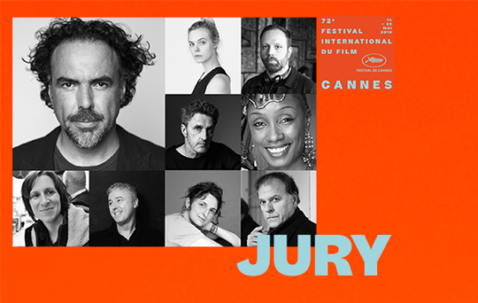 This year's Cannes Film Festival jury