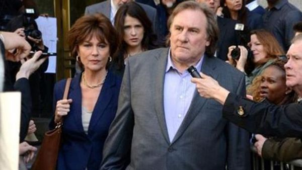 Caught in the crossfire of controversy: Jacqueline Bisset and Gérard Depardieu in Abel Ferrara's Welcome To New York