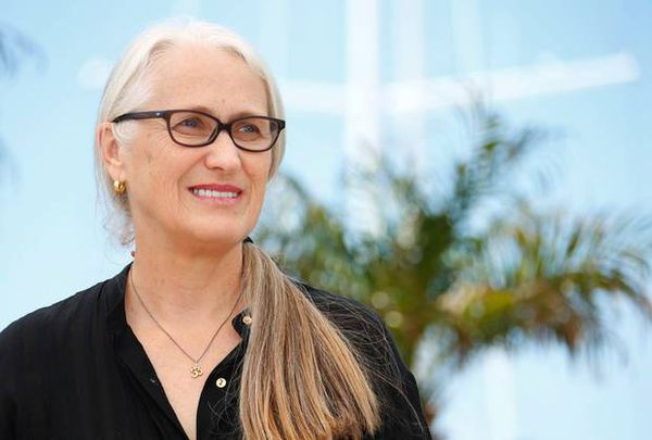 Jane Campion presides over the Cannes Competition jury