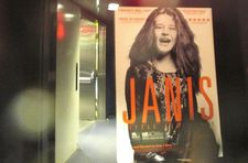 Janis: Little Girl Blue US poster at the Writers Guild of America screening