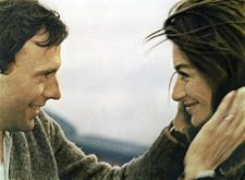 "Claude Lelouch: ""In Un Homme Et Une Femme (A Man And A Woman), when Anouk Aimée arrives at the end on the train platform, she didn't know Jean-Louis Trintignant would be there."""