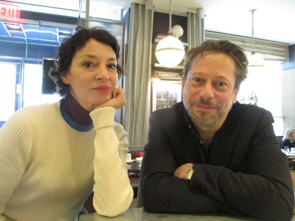 Jeanne Balibar and Mathieu Amalric remember ‪André S Labarthe‬ through his Cinéastes De Notre Temps documentaries including John Cassavetes with Gena Rowlands, John Ford, Nanni Moretti, Shirley Clarke, David Cronenberg, and the one he did on the set of Barbara