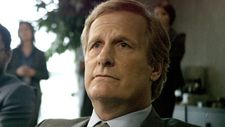 Jeff Daniels as NASA director Teddy Sanders