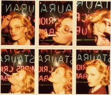 "Jessica Lange by Antonio Lopez: ""He had his finger on the pulse of music, on fine arts, on popular culture ..."""
