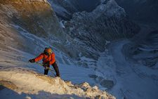 "Jimmy Chin: ""Our passion for the mountains is one thing but it was ultimately still tied to a human element."""