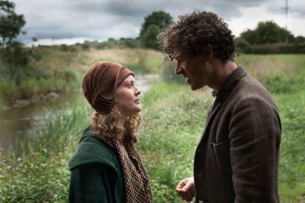 Barry Ward and Simone Kirby in Ken Loach's Jimmy Hall - destined for Cannes 2014 ?