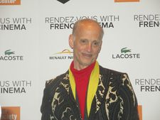 "Celine Danhier: ""I'm a huge fan of John Waters and totally fascinated by his work."""