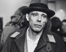 """He [Joseph Beuys] was really at the end of everything because he didn't get the money for the 7000 Oaks."""