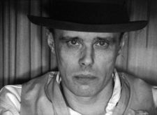 "On the filming of Joseph Beuys by Lutz Mommartz in Soziale Plastik: ""The camera is the spectator, the anonymous spectator."""