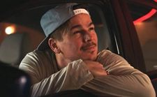 "Josh Hartnett as John: ""He gave more layers to the character from the man's perspective. Very nice guy and daring."""
