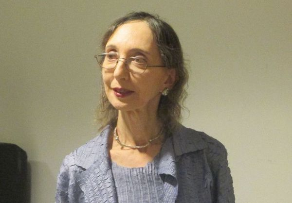 Joyce Chopra and Joyce Carol Oates will discuss Smooth Talk
