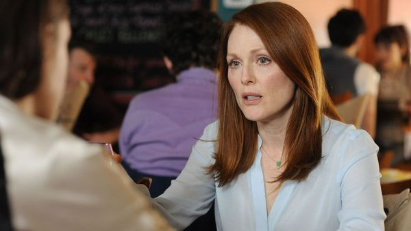 "Julianne Moore as Alice in Richard Glatzer and Wash Westmoreland's candid Still Alice: ""She welcomed the role without any trepidation."""