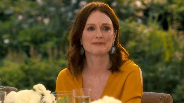 """It was great to have something that we all cared about and that our whole family was involved in."" - Julianne Moore on After the Wedding at the Karlovy Vary Film Festival."