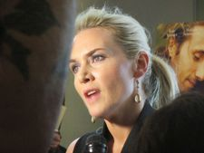 "Kate Winslet: ""I love growing herbs in a small box on my window sill."""