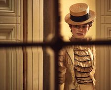 "Wash Westmoreland on Keira Knightley: ""I think there was a very close connection between Keira's upbringing and this feeling of Colette's values."""