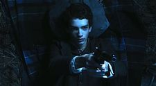 "Kodi Smit-McPhee as Jay Cavendish: ""Jay knew as much as he could about astrology, back in the days without technology."""