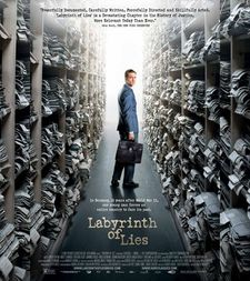 Labyrinth Of Lies US poster