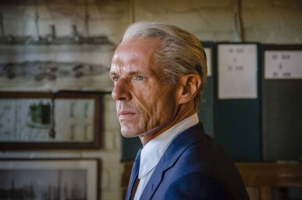 "Jérôme Salle on Lambert Wilson as Jacques-Yves Cousteau: ""It helps when you ask a very nice person to be a very tough person."""