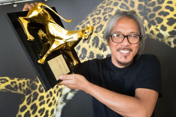 Lav Diaz wins Golden Leopard for From What Is Before.
