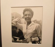 "Lena Horne - Vivian Maier: ""Vivian would show up at press events or red carpets."""