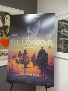 Les Cowboys US poster