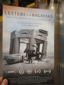 "Letters From Baghdad: ""The idea is - let's bring, let's transport the viewer into that time and experience what happened firsthand."""