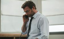 Liev Schreiber as Marty Baron in Spotlight