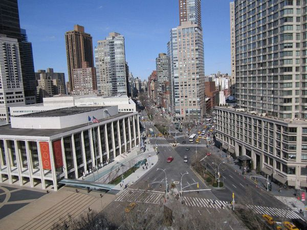 The 55th New York Film Festival takes place at Lincoln Center