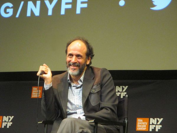 "Luca Guadagnino: ""But what I prefer for myself is to be invisible. To really try to - which is probably the greatest of the artifices - to reconstruct something that is not anymore."""