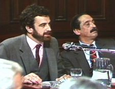 "Luis Moreno Ocampo prosecuting at the Argentine 1987 Junta trials: ""I had 1600 suspects. I cannot do a case against 1600."""
